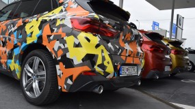 BMW X2 Driving Experience